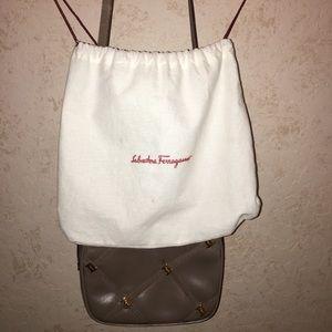 Used Salvatore Ferragamo Cross Body Bag
